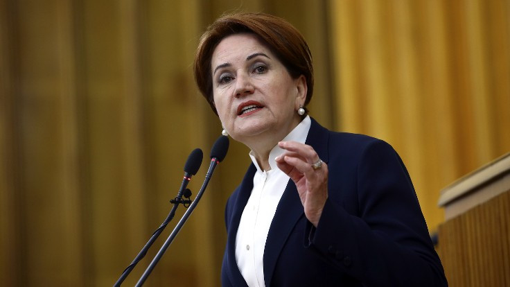 Akşener: Erdoğan Meclis'e bilgi vermeli