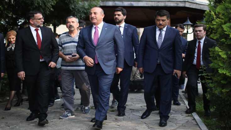 Çavuşoğlu: Akdeniz'e dördüncü gemi gidiyor