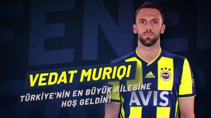 Vedat Muriqi Fenerbahçe'de