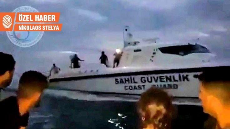 Mültecileri zorla Türkiye'ye sürüklüyorlar