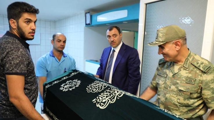 Güloğlu'nun cenazesi memleketine gönderildi