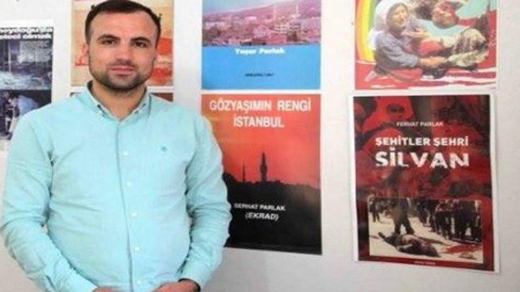 Gazeteci Parlak tahliye edildi
