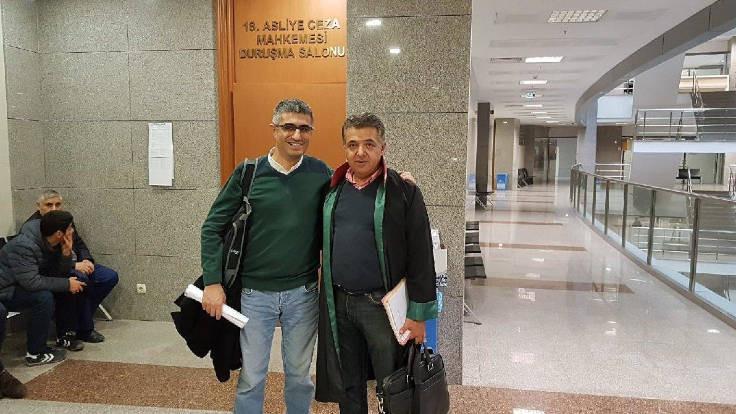 Murat Yetkin'den yargıya tepki