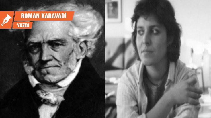 Şair ile Kurtarıcı: Nilgün Marmara ile Arthur Schopenhauer