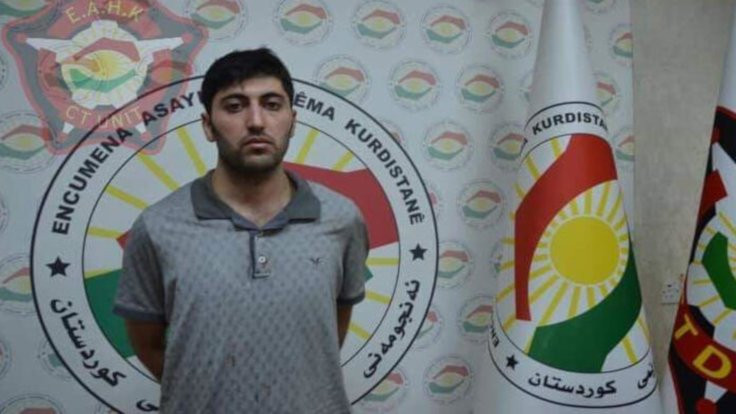 Erbil saldırganları yakalandı