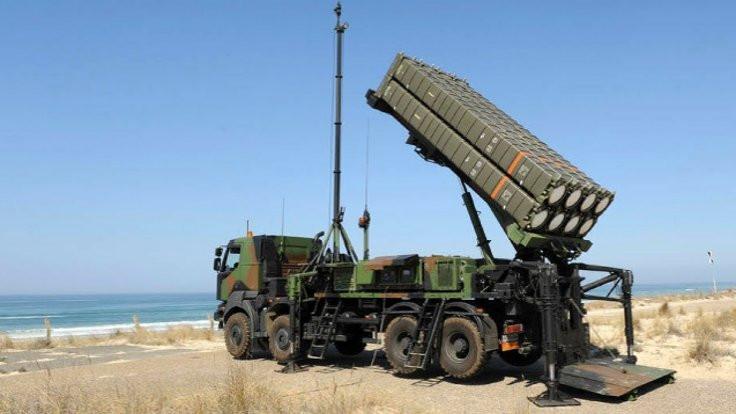 Fransa Türkiye'ye füze savunma sistemi kuracak