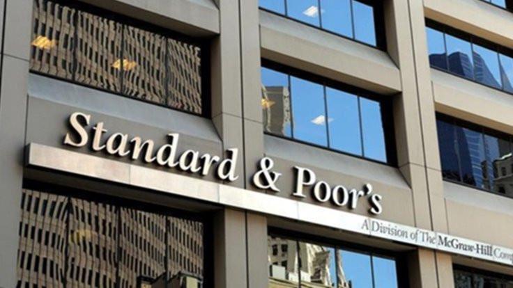 S&P: Türkiye'nin notu bankalara bağlı