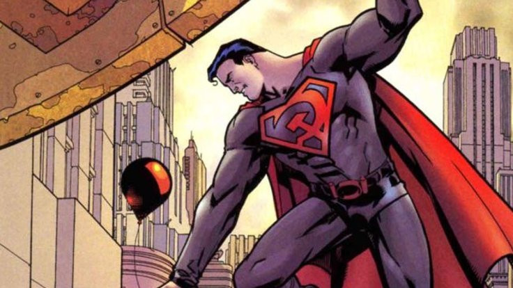 Sosyalist Süpermen geliyor