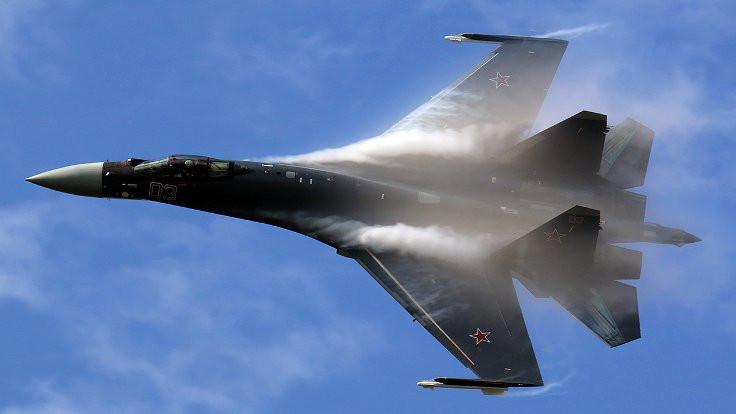 ABD'nin F-35 yaptırımı sonrası Rusya: Türkiye'ye Su-35 sevk edebiliriz