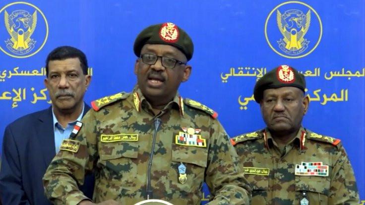 Sudan Askeri Geçiş Konseyi'ne darbe girişimi