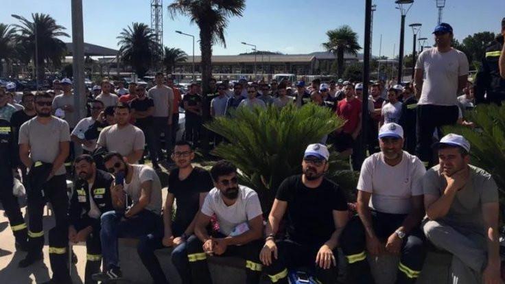 TÜPRAŞ'ta TİS imzalandı, işçiler tepkili