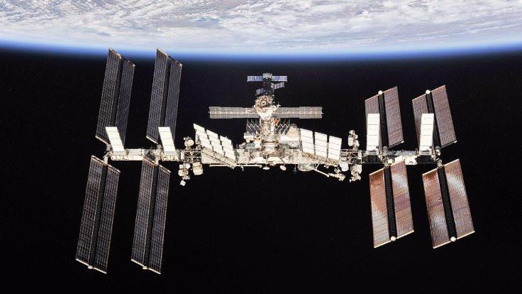 Uzay İstasyonu görülebilecek