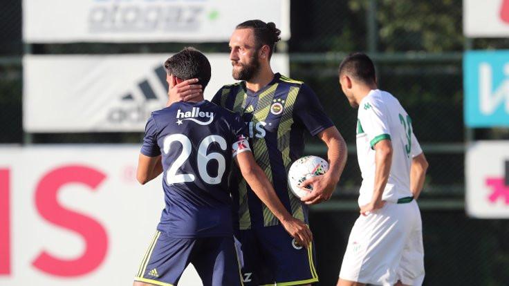 Fenerbahçe, Vedat Muric'le kazandı
