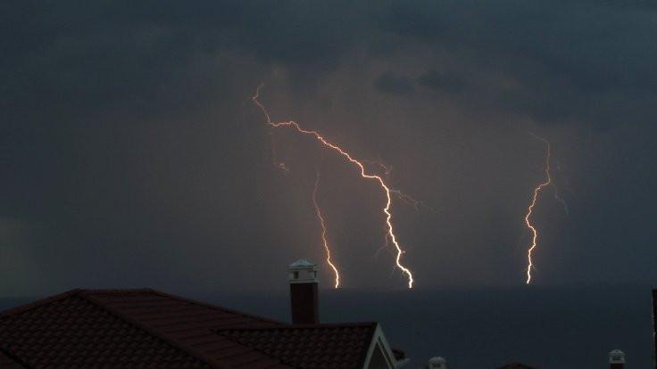 Meteoroloji'den 5 il için yağış uyarısı