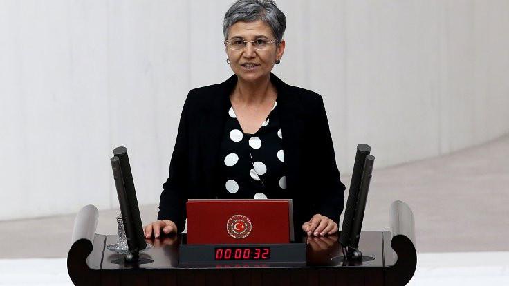 HDP'li Leyla Güven Meclis'te yemin etti