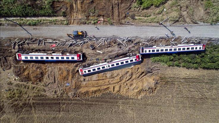 416 gün sonra Çorlu tren kazası raporu