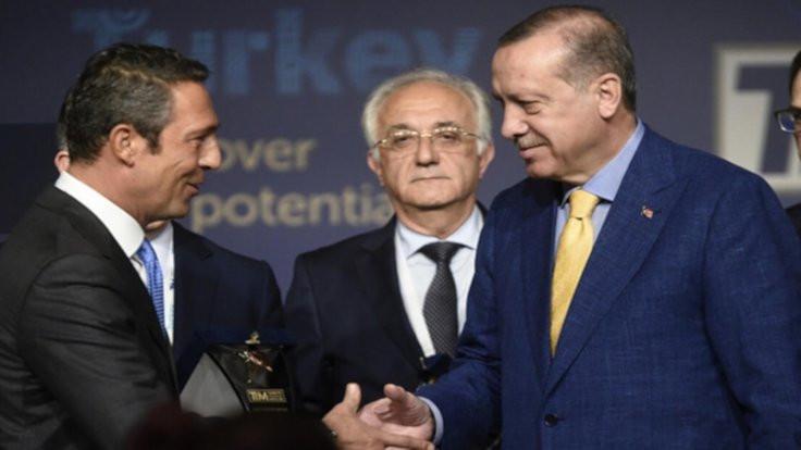 Ali Koç: Erdoğan artık üye olabilir