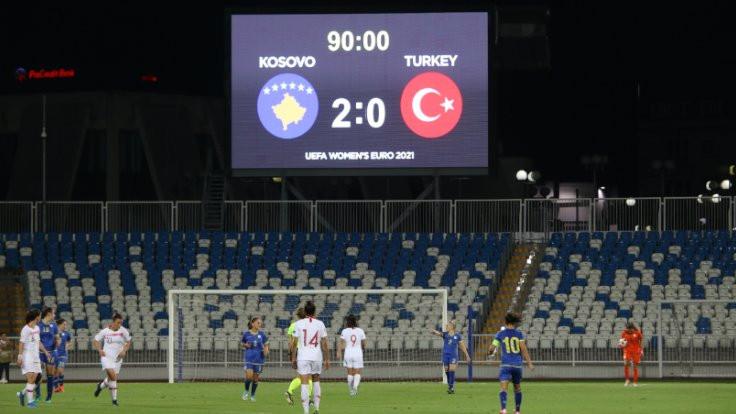 Kosova: 2 - Türkiye: 0