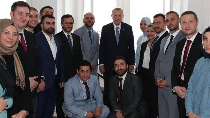 Erdoğan'dan 'Pelikan'a ziyaret