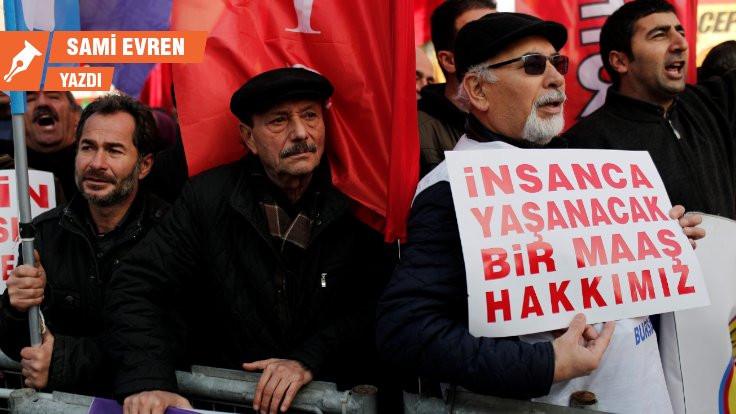 Türk-İş Hak-İş Memur-Sen kayyım kadar marifetli