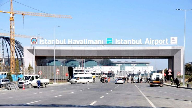 'İstanbul Havalimanı denetlenecek iddiaları asılsız'