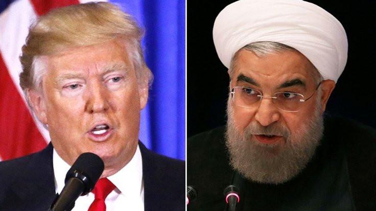 Trump: Ruhani'yle görüşebilirim