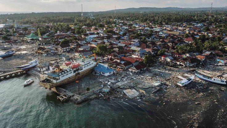 Deprem sonrası tsunami uyarısı
