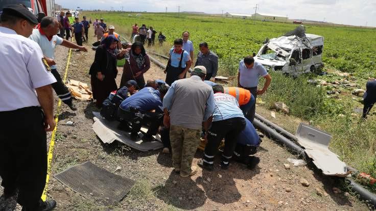 Nevşehir'de trafik kazası: 7 ölü