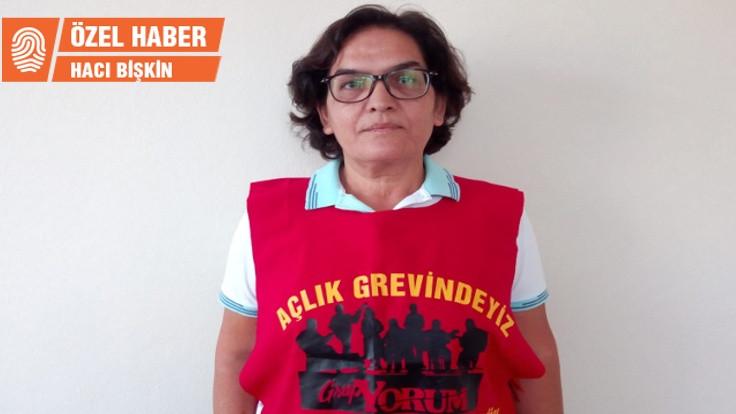 Grup Yorum üyesi Bölek'in annesi Bilgi: Onlar sanatçı serbest bırakın
