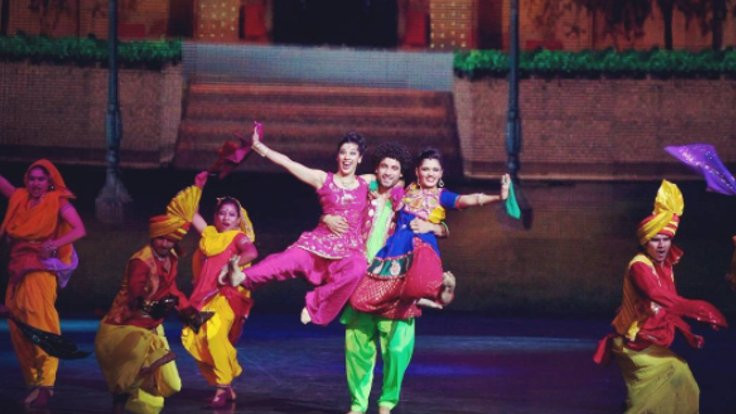 Beyond Bollywood Zorlu PSM'de