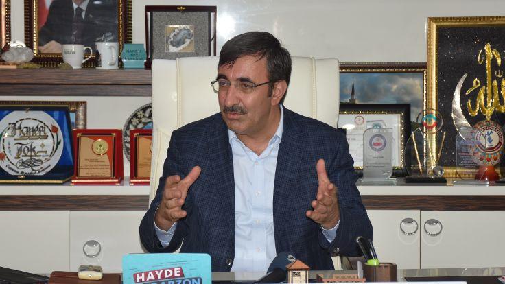 'Belediyelerle ilgili çalışmalar Meclis'e gelecek'