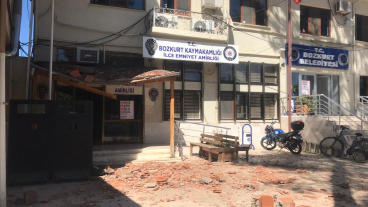 Denizli depreminden ilk fotoğraflar - Sayfa 4