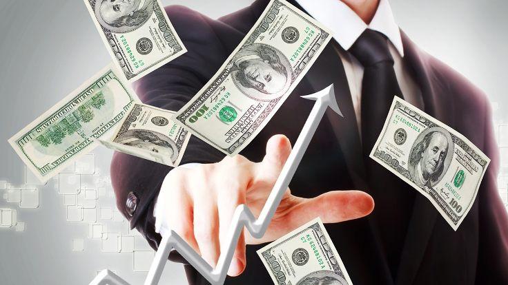 'Dolarda 'stop-loss' noktaları mayın gibi patladı'