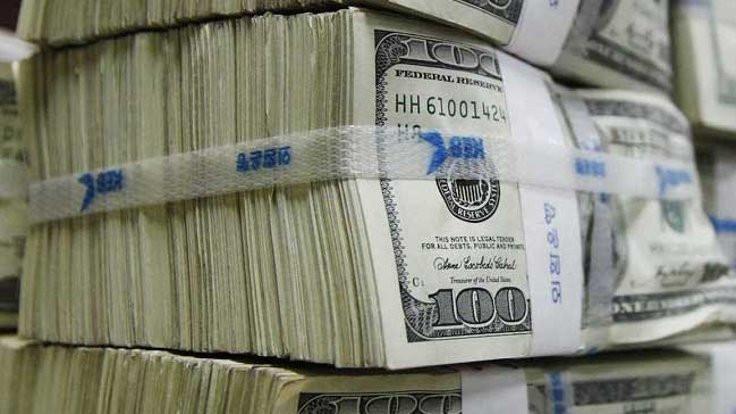 Merkez'in döviz rezervi 1,8 milyar dolar azaldı