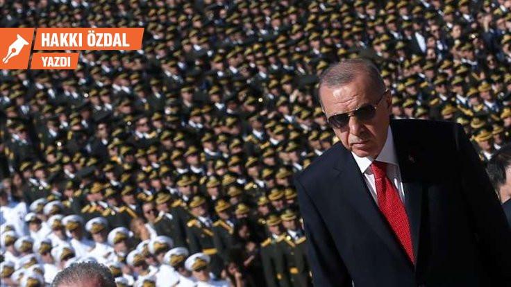 Erdoğan'ın 'pırlanta çizmeleri'