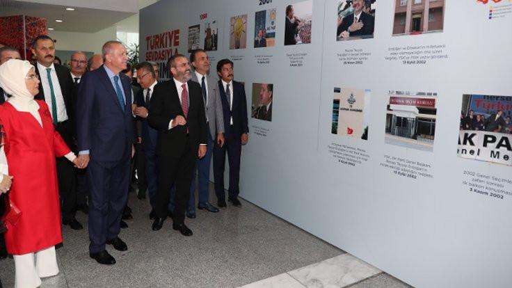 Erdoğan: Ayrılanların esamisi okunmayacaktır