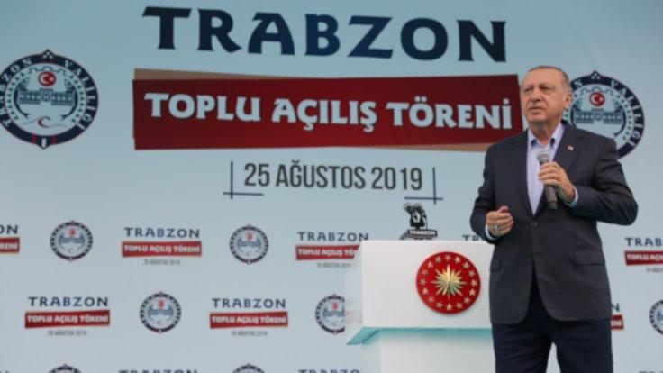 Erdoğan: Sandıkta gereken dersi verelim