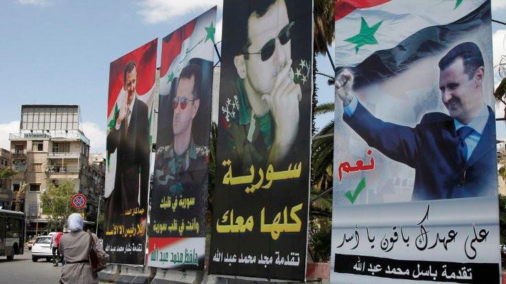 ABD ile Suriye arasında fuar gerilimi