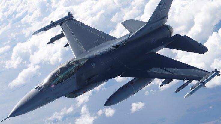 Çin'den ABD'ye F-16 yaptırımı