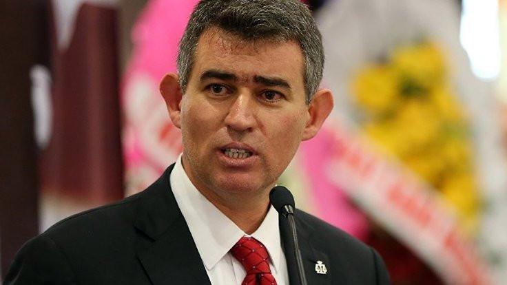 Metin Feyzioğlu Beştepe'ye gidiyor
