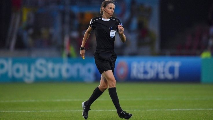 Süper Kupa'yı kadın hakem yönetecek