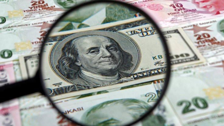 Dolarda yükseliş devam ediyor