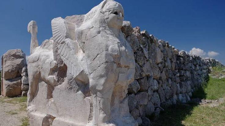 Yozgat ve Çorum'un Hattuşa savaşı