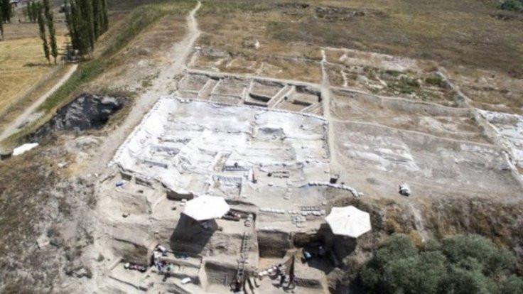 Van kayyımı arkeolojik kazıya desteği kesti