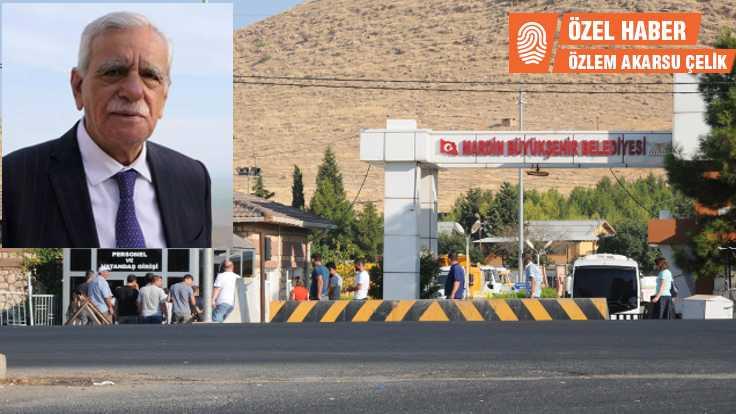 Ahmet Türk haberi Ankara'da belediye için kredi ararken öğrendi