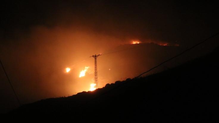 'Teknik yetersizlikler, Marmara Adası'ndaki yangını afet dönüştürdü'