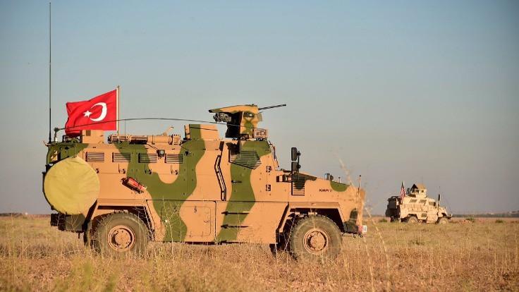 Pentagon: Güvenli bölge kademeli olacak