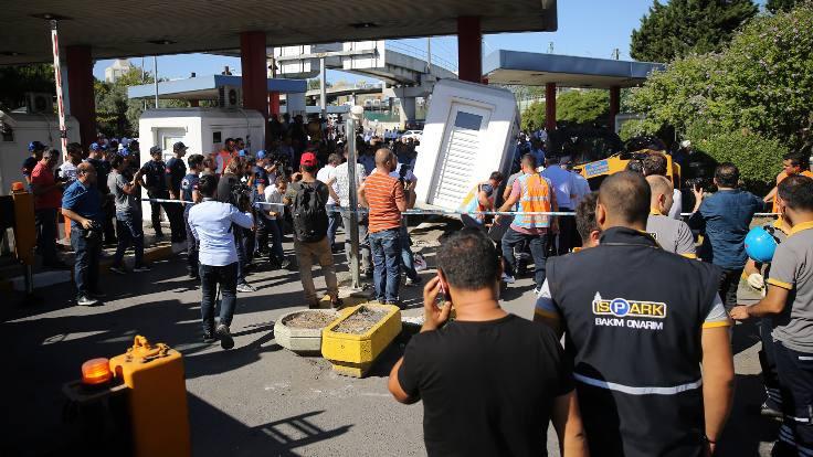 Otogar otoparkı İSPARK'a devredildi