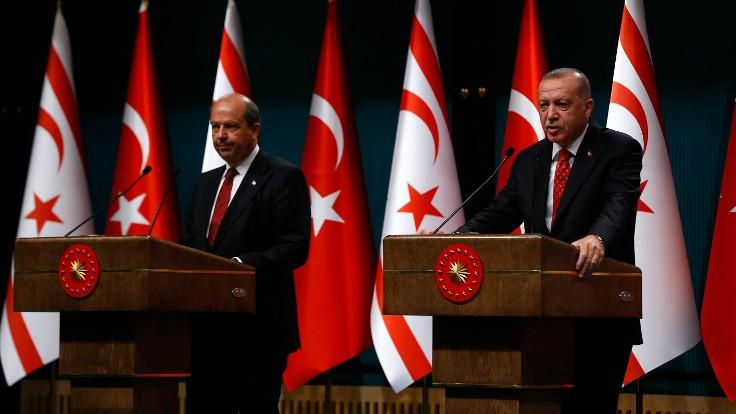 Erdoğan: Kılıçdaroğlu Türk bayrağını da tanımıyor