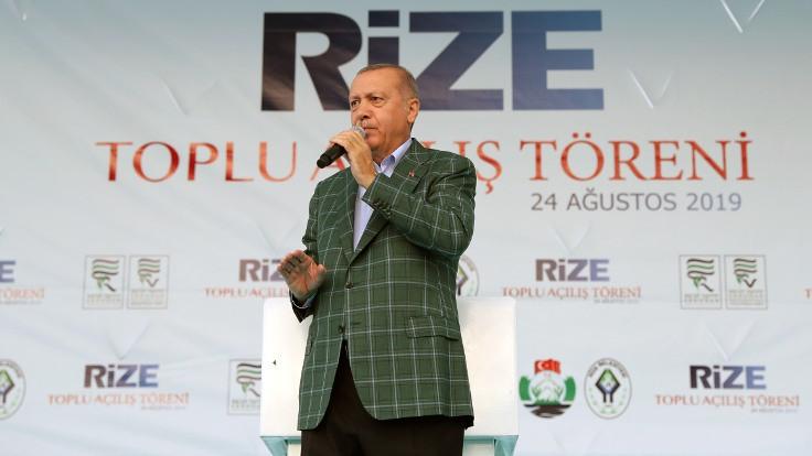 'CHP'li başkanlar gerçek yüzlerini gösterdiler'